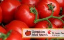 red tomatoes with operation food search tag
