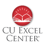 CU Excel Center logo